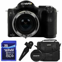 "Polaroid 18MP 40x Zoom Instant Digital Camera w 3"" TFT and W"