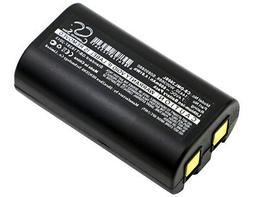 Cameron Sino 650mAh Battery for 3M PL200, DYMO LabelManager