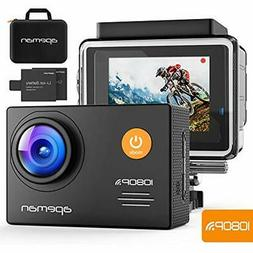 APEMAN Action Camera WiFi Sports & Video Cameras 14MP 1080P