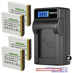 battery lcd wall charger for polaroid t1232