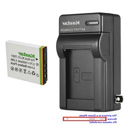 Kastar Battery Wall Charger for POLAROID T10035 T1031 T-1031
