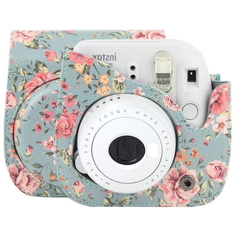 Wogozan Mini Camera Case For  Instax Mini 9 8 8+ Instant Fil