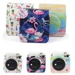 Mini 70/90 Fitted Case Cover Camera Bag Flamingo/Oil Paint f