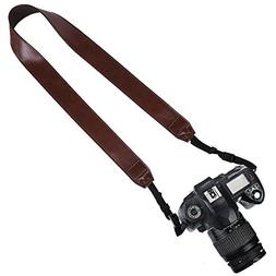 Elvam Camera Neck Shoulder Belt Strap for DSLR, SLR, Nikon,