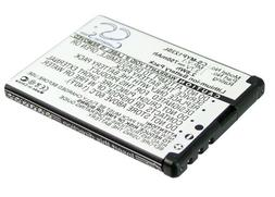 Replacement Battery For Polaroid 3.7v 750mAh/2.8Wh Mobile, S