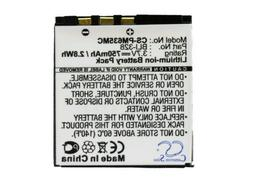 Replacement Battery For Polaroid 3.7v 750mAh Camera Battery