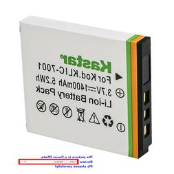 Kastar Replacement Battery for POLAROID T10035 T1031 T-1031
