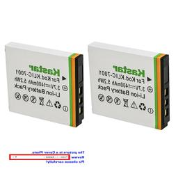 Kastar Replacement Battery for POLAROID T1232 T1234 T-1234 T