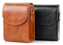Retro-Inspired Compact Camera Case for the Polaroid Snap and