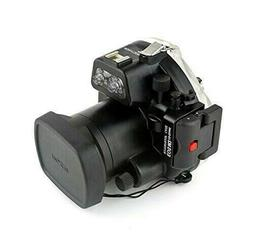 Polaroid SLR Dive Rated Underwater Housing Case For Canon EO