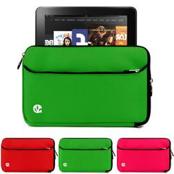 VanGoddy Soft Neoprene Tablet Sleeve Pouch Case Carry Bag Fo