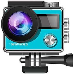 Sports & Action Video Cameras Campark X20 4K 20MP Touch Scre
