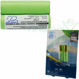 VINTRONS 2000mAh/4.80Wh Battery For BRAUN 4510, 4520, 4525,